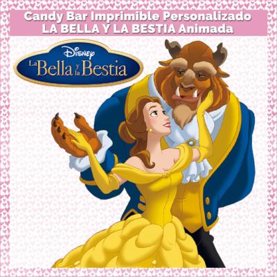La Bella y la Bestia (Animada-1992)